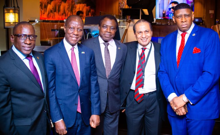 African ambassadors ask diaspora to help promote 54-nation AfCFTA