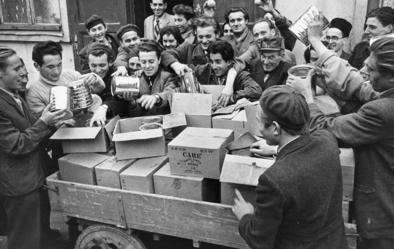 Celebrities, politicians to mark 75th anniversary of the 'CARE Package'