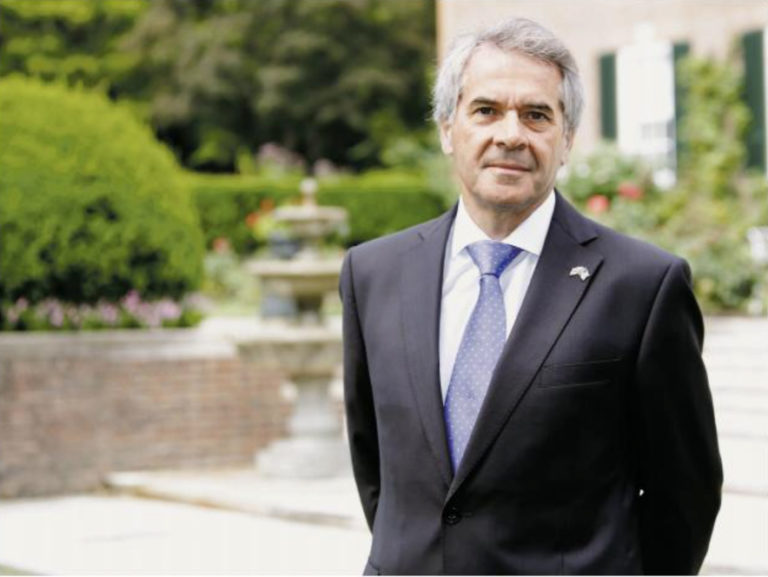 UK's Peter Westmacott hopes Biden will prioritize Iran nuclear accord