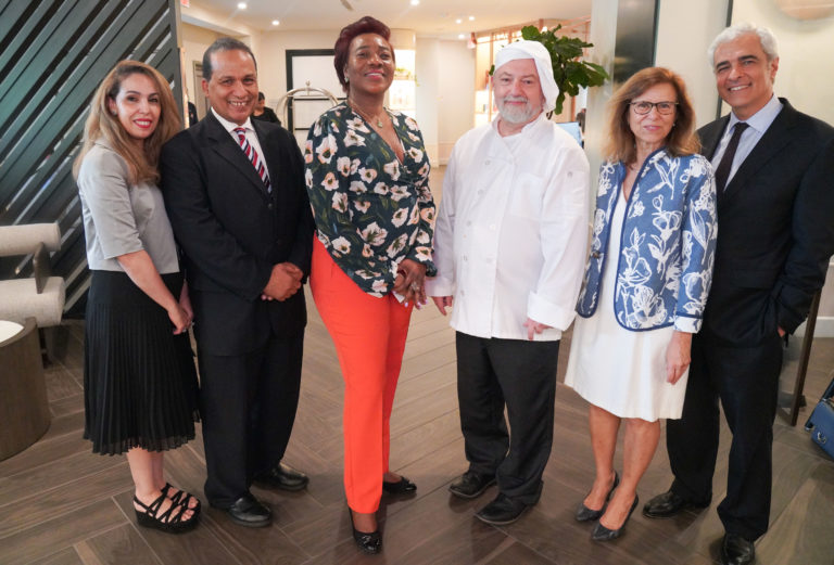 Czech envoy headlines opening of Ven at Embassy Row's Art Gallery