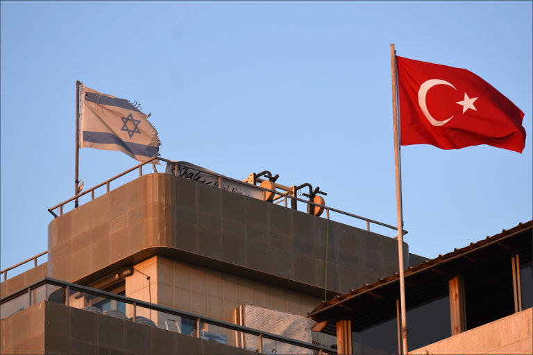 Diplomats see new era dawning as Turkey, Israel mend frosty relations